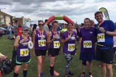Clacton Half marathon 2017
