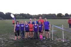 Park run Kesgrave 13 Oct 2018